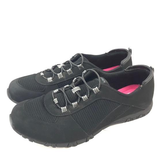 ed4fc600c0bf Athletech Shoes - ATHLETECH MEMO TECH WOMENS SIZE 10 M SHOES BLACK